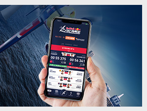 Red Bull Air Race App