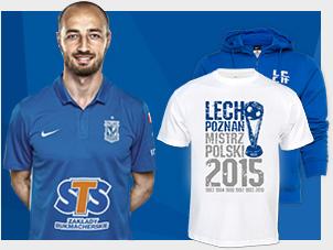 Sklep internetowy KKS Lech Poznań